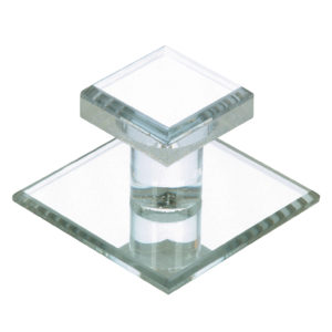 Contemporary Acrylic Knob - 500
