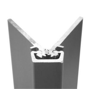 Continuous Geared Concealed Leaf Aluminum Hinges