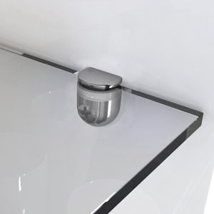 Peki Glass Shelf Pin - Adjustable 4 - 10 mm