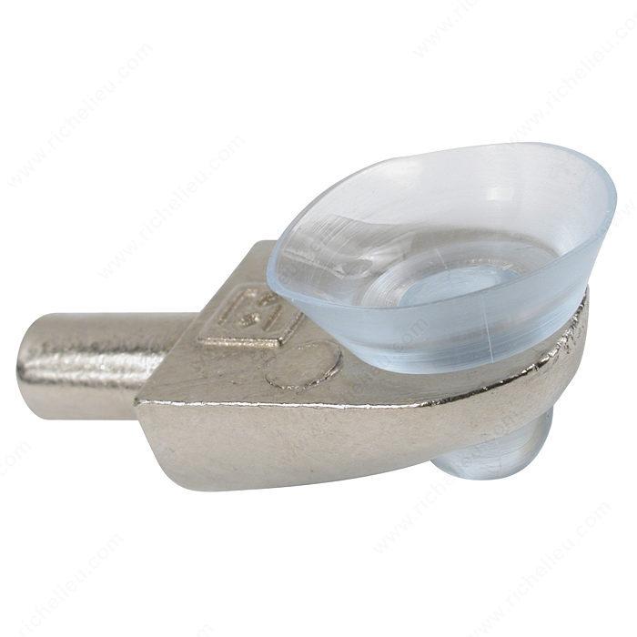Glass Shelf Pin With Suction Cup Hi Tech Glazing Supplies