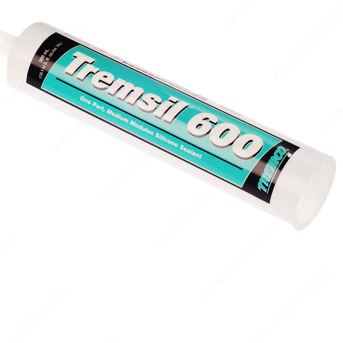 Tremsil® 600 Silicone Sealant - Hi-Tech Glazing Supplies