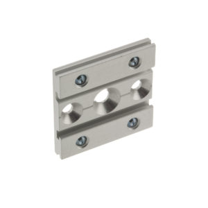 Top Mounting Plate for 2 Single Top Track