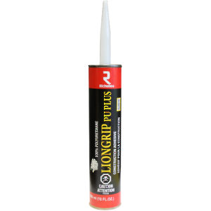 LionGrip PU Plus Polyurethane Construction Adhesive