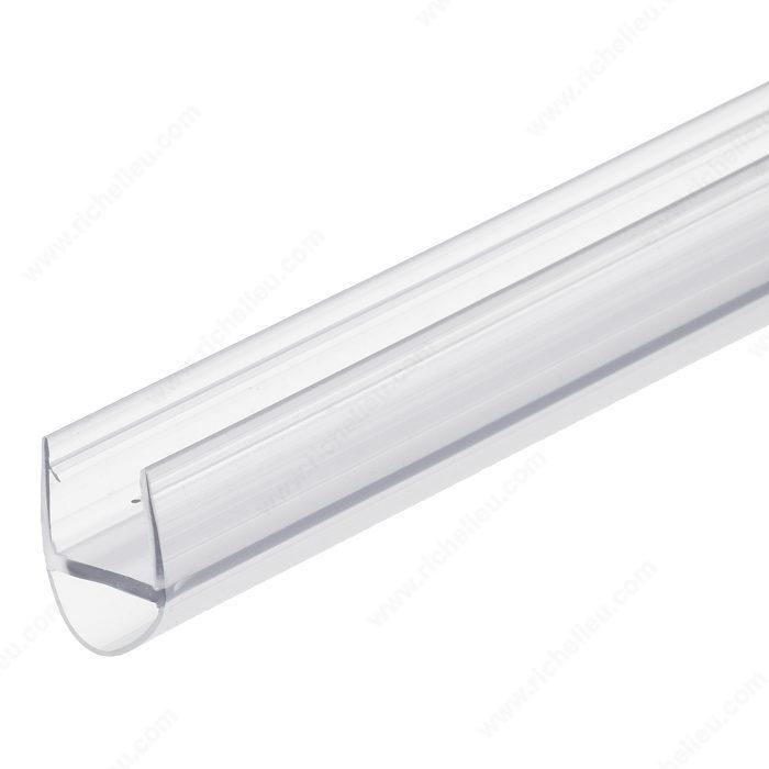 Door Jamb With Bulb Seal Edge Protector Hi Tech Glazing