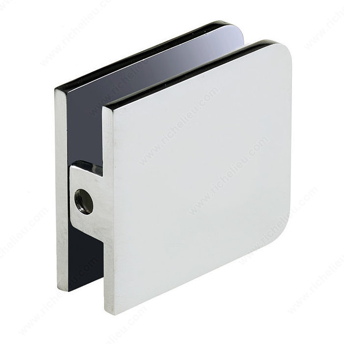 90 176 Glass To Wall Large Clamp Rounded Hi Tech Glazing