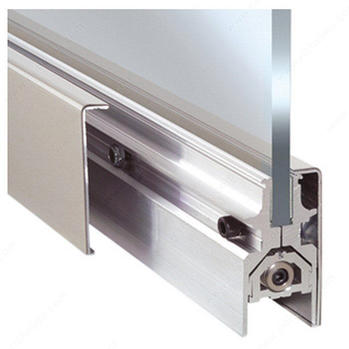 Dorma Drs Door Rail With Lock Hi Tech Glazing Supplies