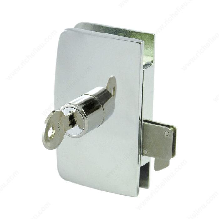 Keyed Sliding Glass Door Lock Hi Tech Glazing Supplies
