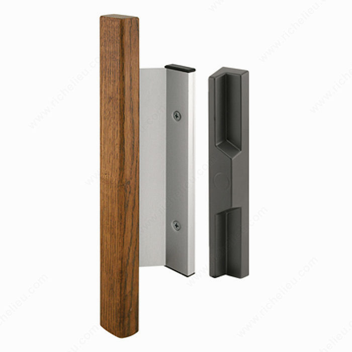 Deluxe Mortise Style Patio Door Handle Set Hi Tech Glazing Supplies
