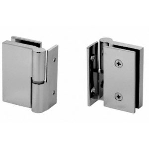 Single Acting Wall-to-glass Gate Hinges