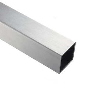 Square Line Stainless Steel Tube