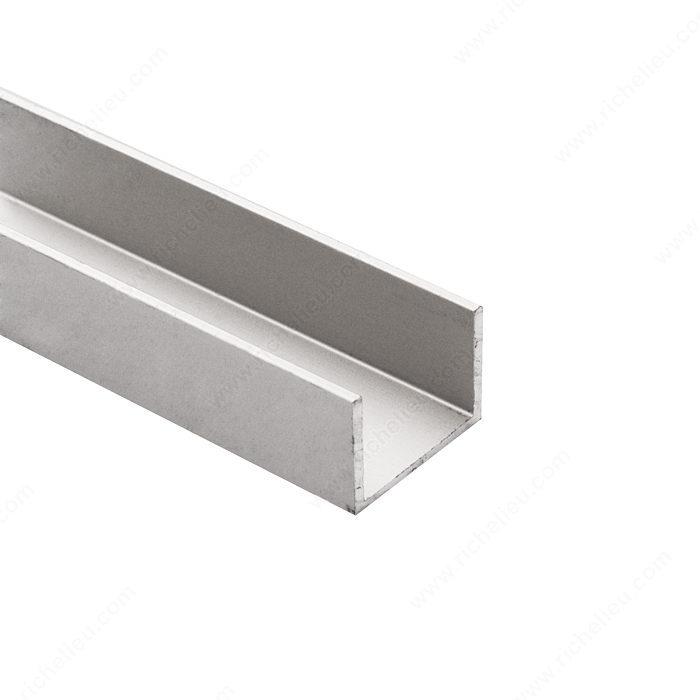 U shaped molding for quot material hi tech glazing supplies