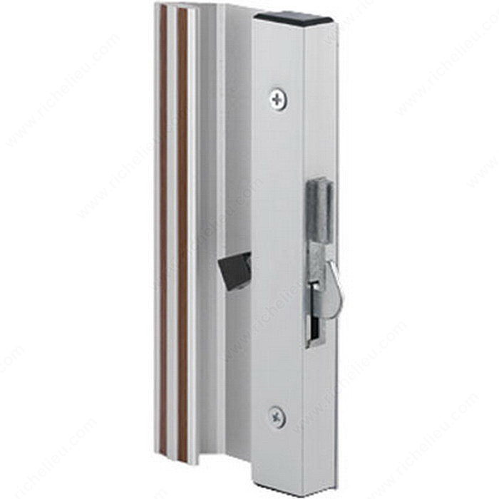 Low Profile, Hook Style Patio Door Handle Set