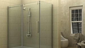 Sliding Shower Door Sets