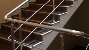 Decorative Tubing for Handrail