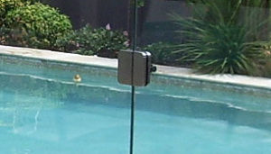 Magnetic Safety Door Latch for Glass Pool Gate